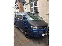VW Transporter 180 DSG factory Combi - only 13000 miles on new engine!