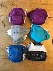 Newborn Cloth Diapers GREAT Condition