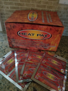 Lot of 40 Heat Pax Hand Warmers  REDUCED