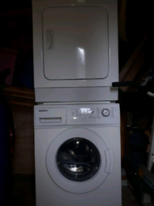 Apartment size Samsung washer and dryer