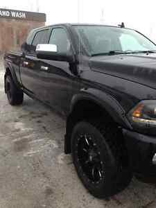 2013 Dodge Power Ram 3500 loaded Pickup Truck