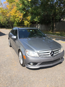 2010 Mercedes-Benz C-Class C 250 Sedan  4matic