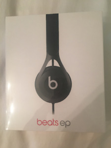 NEVER OPENED BEATS EP HEADPHONES