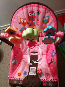 Fisher Price pink rocker