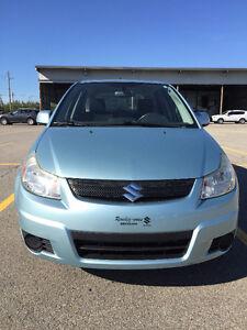 2009 Suzuki SX4 Bicorps UN SEUL PROPIO $FINANCEMENT DISPONIBLE