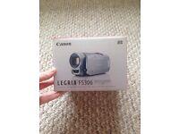 Canon digital video camcorder