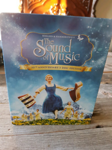 The Sound of Music (steelbook Blu-ray)