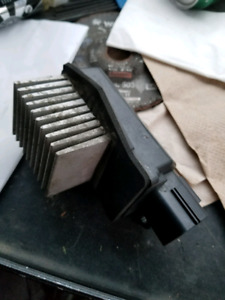 2004 to 2008 ford blower resistor