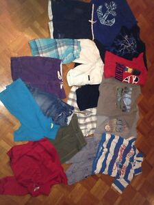 Lot boys clothes 3-4