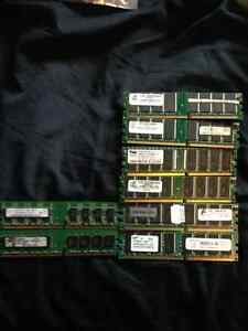 8 sticks of ram for PC
