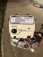 Honeywell hot water tank fuel gas controller/burner
