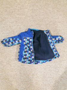 Three-in 1 - Winter/Spring Jacket/Coat - Gently use, size 3T