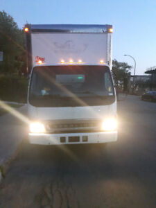 CAMION FUSO STERLING 2007 CUBE 20 PIEDS