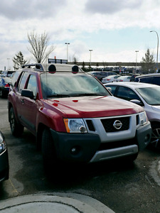 2011 Nissan Xterra Pro-4X for sale, Low Kilometers!