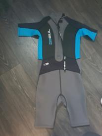 Junior wetsuit - BRAND NEW