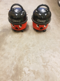 Henry hoover reconditioned