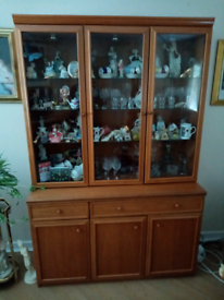 Display unit teak