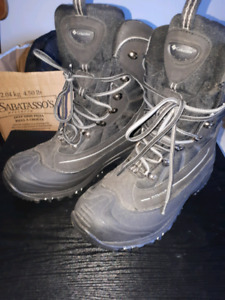 Columbia Titanium Ice Field Ladies Winter Boots