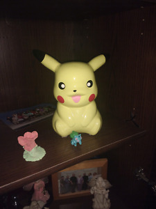Pikachu piggy bank