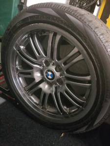 BMW M3 Oem Wheels 18""