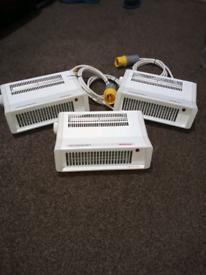 110 v consort heaters