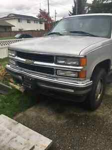 REDUCED PRICE-1996 Chevrolet Tahoe LT SUV, Crossover