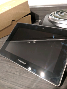 Blackberry tablet 7in excellent condition