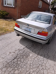 1996 328IS BMW