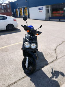 scooter bws 125