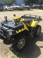 Clean sportsman 850xp LE for sale or trade