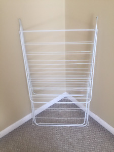 Moving Sale!, cloth drying rack, for $5
