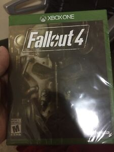 Brand New Fallout 4 Still Sealed