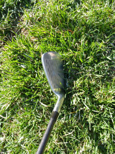 Tour Edge Golf 6 Iron, Graphite shaft, LH, Excellent Condition