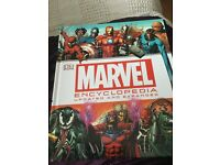 Marvel encyclopaedia updated and expanded edition