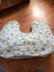 Nursing pillow and cover