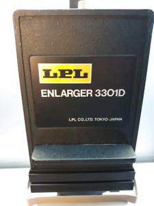 LPL 33O1D Enlarger for home darkroom