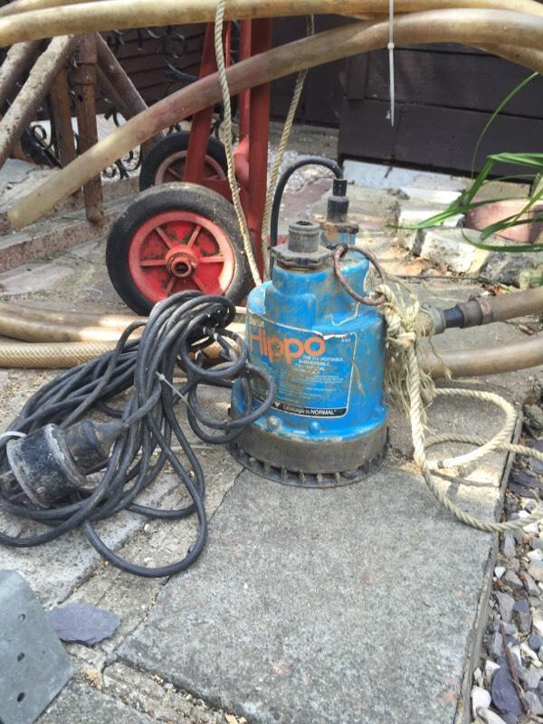 Hippo Water Pumps 111
