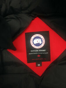 buy canada goose snow mantra black womens cheap in toronto