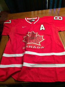 Crosby Jerseys and Other Hockey Apparel