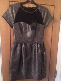 Size 8 limited edition oasis dress