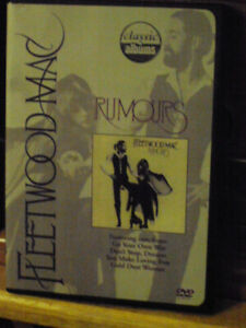 fleetwood mac rumours dvd mint cond