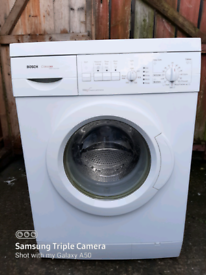 White Bosch 6kg Washing Machine