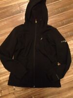 Women's black Columbia Jacket - medium