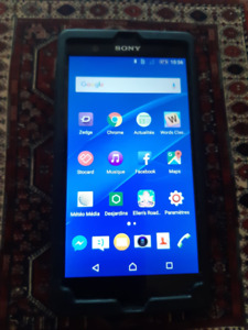 Cellulaire Sony Xperia Z