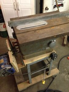 Craftsman table saw Sarnia Sarnia Area image 3