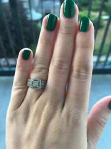 Diamond Ring Set