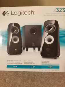 Brand New Logitech Z323 Speakers