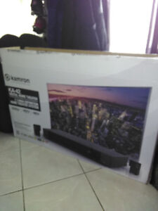 Surround sound system new in box