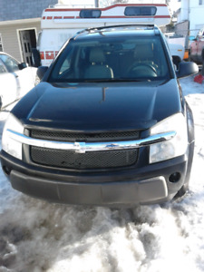 2005 Chevy Equinox all wheel drive