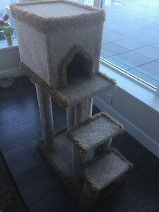 Cat Hotel (3-Tiered Structure) - $60